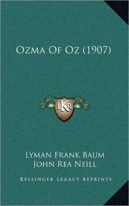 Ozma Of Oz (1907)