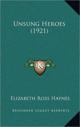 Unsung Heroes (1921)
