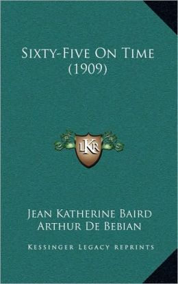 Sixty-Five On Time (1909)