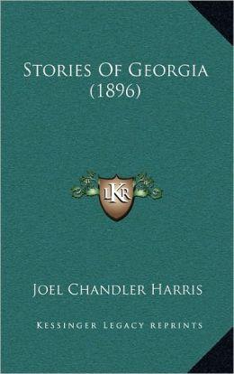 Stories Of Georgia (1896)