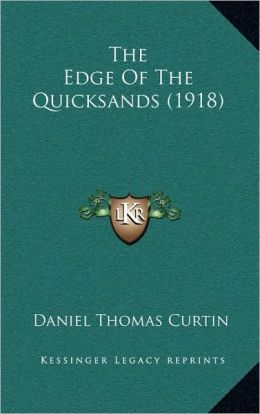 The Edge Of The Quicksands (1918)