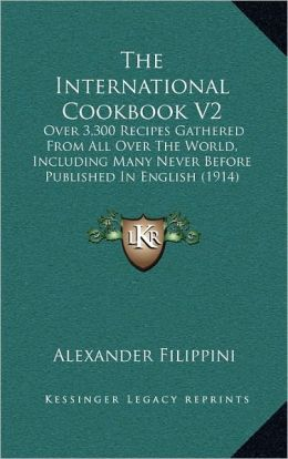 The International Cookbook V2