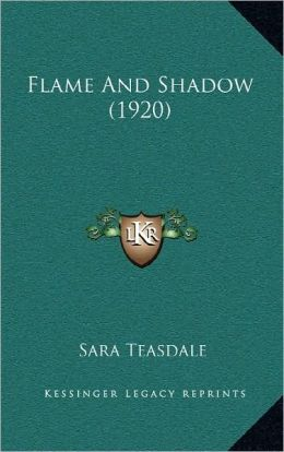 Flame And Shadow (1920)