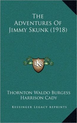 The Adventures Of Jimmy Skunk (1918)