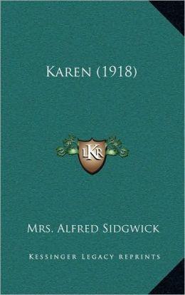 Karen (1918)
