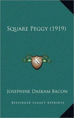 Square Peggy (1919)