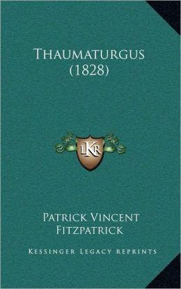 Thaumaturgus (1828)