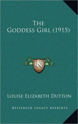 The Goddess Girl (1915)