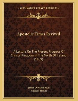 Apostolic Times Revived