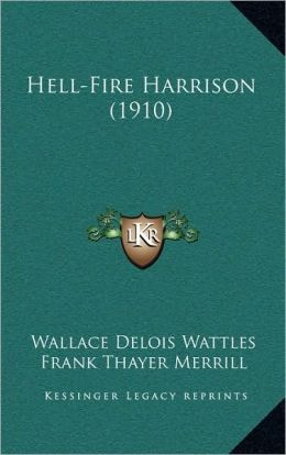 Hell-Fire Harrison (1910)