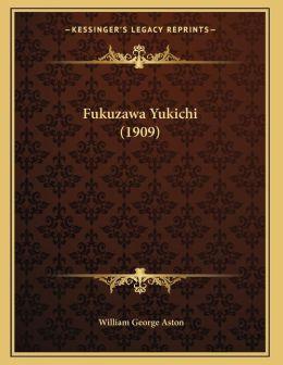 Fukuzawa Yukichi (1909)