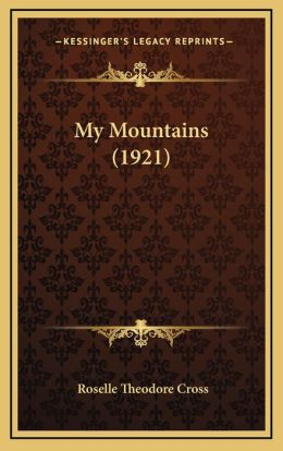 My Mountains (1921)