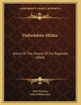 Oxfordshire Militia