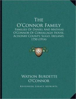 The O'Connor Family