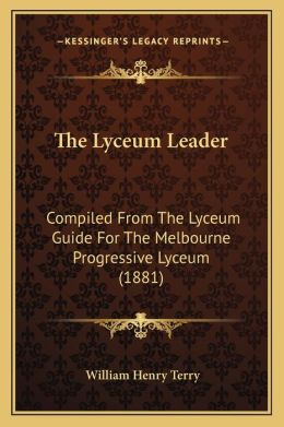 The Lyceum Leader