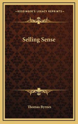Selling Sense
