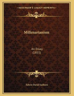 Millenarianism