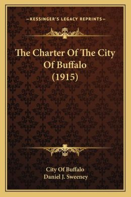 The Charter Of The City Of Buffalo (1915)