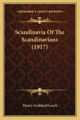 Scandinavia of the Scandinavians (1917)