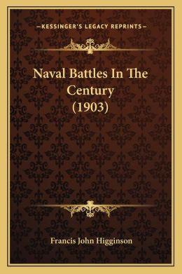 Naval Battles In The Century (1903)