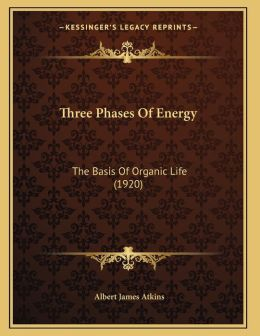 Three Phases Of Energy