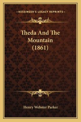 Theda And The Mountain (1861)