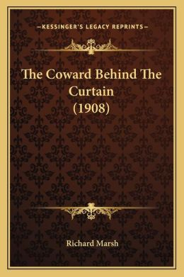 The Coward Behind The Curtain (1908)