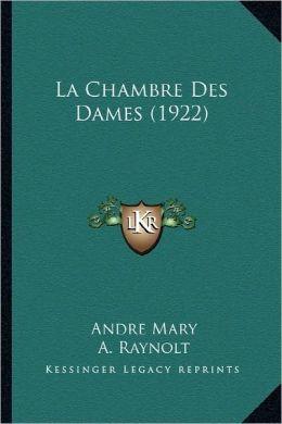 La Chambre Des Dames (1922)