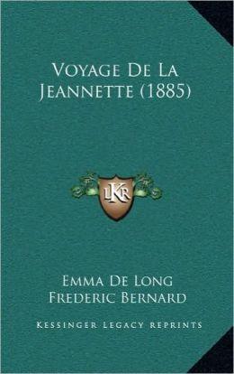 Voyage De La Jeannette (1885)
