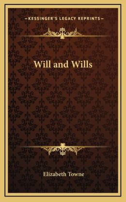Will and Wills