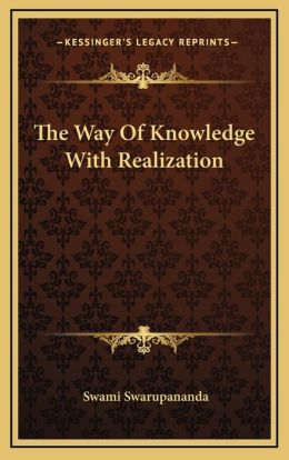 The Way Of Knowledge With Realization
