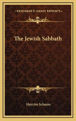 The Jewish Sabbath