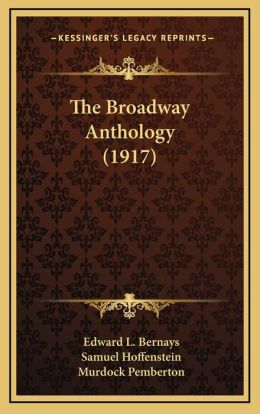 The Broadway Anthology (1917)