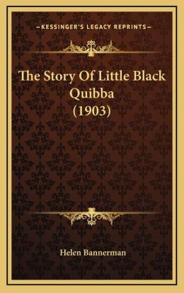 The Story Of Little Black Quibba (1903)