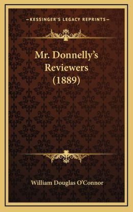 Mr. Donnelly's Reviewers (1889)