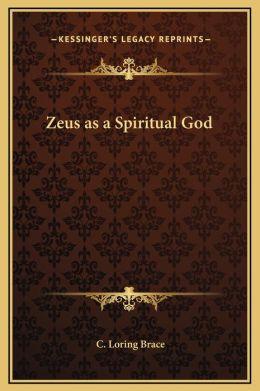 Zeus as a Spiritual God