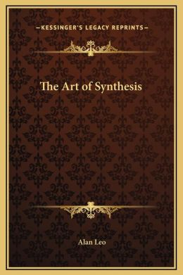 The Art of Synthesis