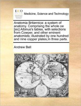 Anatomia Britannica