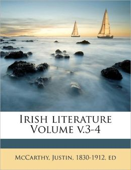 Irish Literature Volume V.3-4