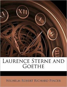 Laurence Sterne And Goethe
