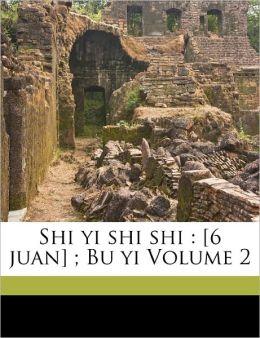 Shi Yi Shi Shi