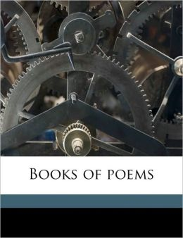 Books of poems