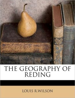 The Geography Of Reding