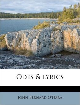 Odes & lyrics
