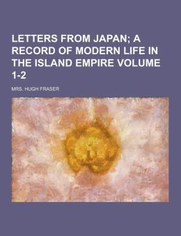 Letters from Japan Volume 1-2
