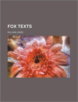 Fox Texts