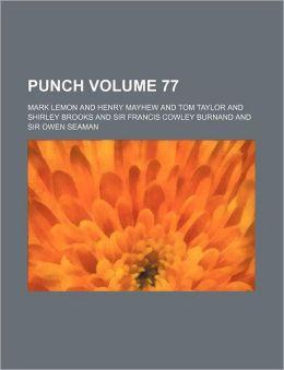 Punch Volume 77
