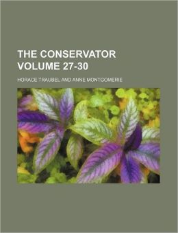 The Conservator Volume 27-30