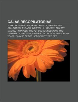 Cajas Recopilatorias: With the Lights Out, Lovg 1996-2006, a Piano: The Collection, the Archives Vol. 1 1963-1972, Box Set, Mashed Potatoes
