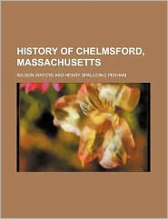 History of Chelmsford, Massachusetts